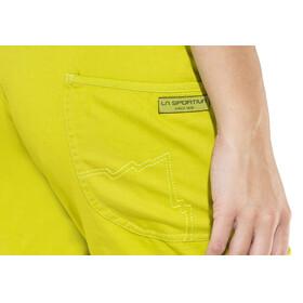 La Sportiva Hueco Shorts Women citronelle